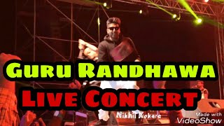 Guru Randhawa Concert Highlights ( Nashik )