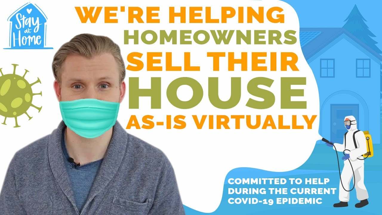 How To Sell A House During Covid-19 in Washington I Call 206-531-3277