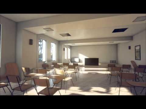 Unreal engine 4 realistic light tutorial doovi for Unreal engine 4 architecture
