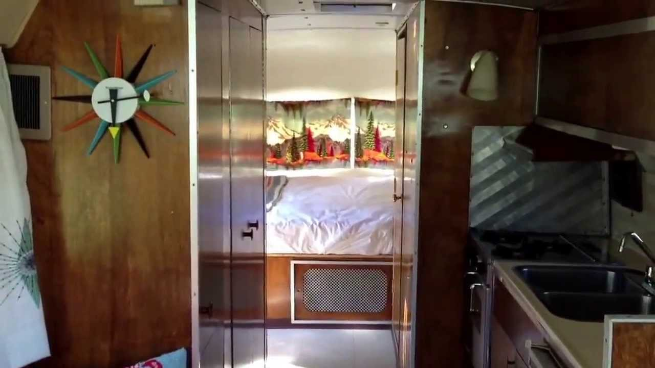 1973 Dodge Travco Interior