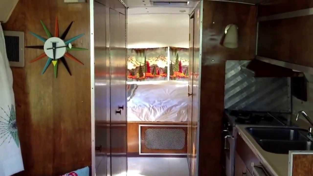 """Myrtle the 1964 Dodge Travco Motorhome - interior www ..."