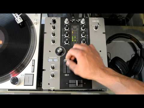 Pioneer DJM-250 Two-Channel Professional DJ Mixer HD-Video Review