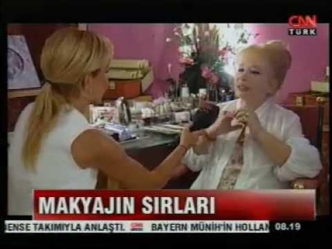 Oya Tolga CNN Türk Makyajın Sırları
