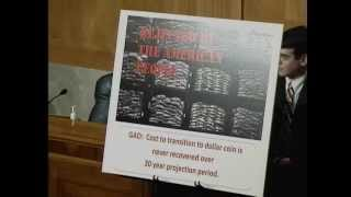 Sen. Brown Makes The Case Against Wasteful Dollar Coin Program
