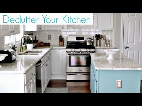 Declutter the Kitchen | Clutter Free Home