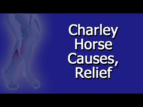 charley horse causes, relief - youtube, Skeleton