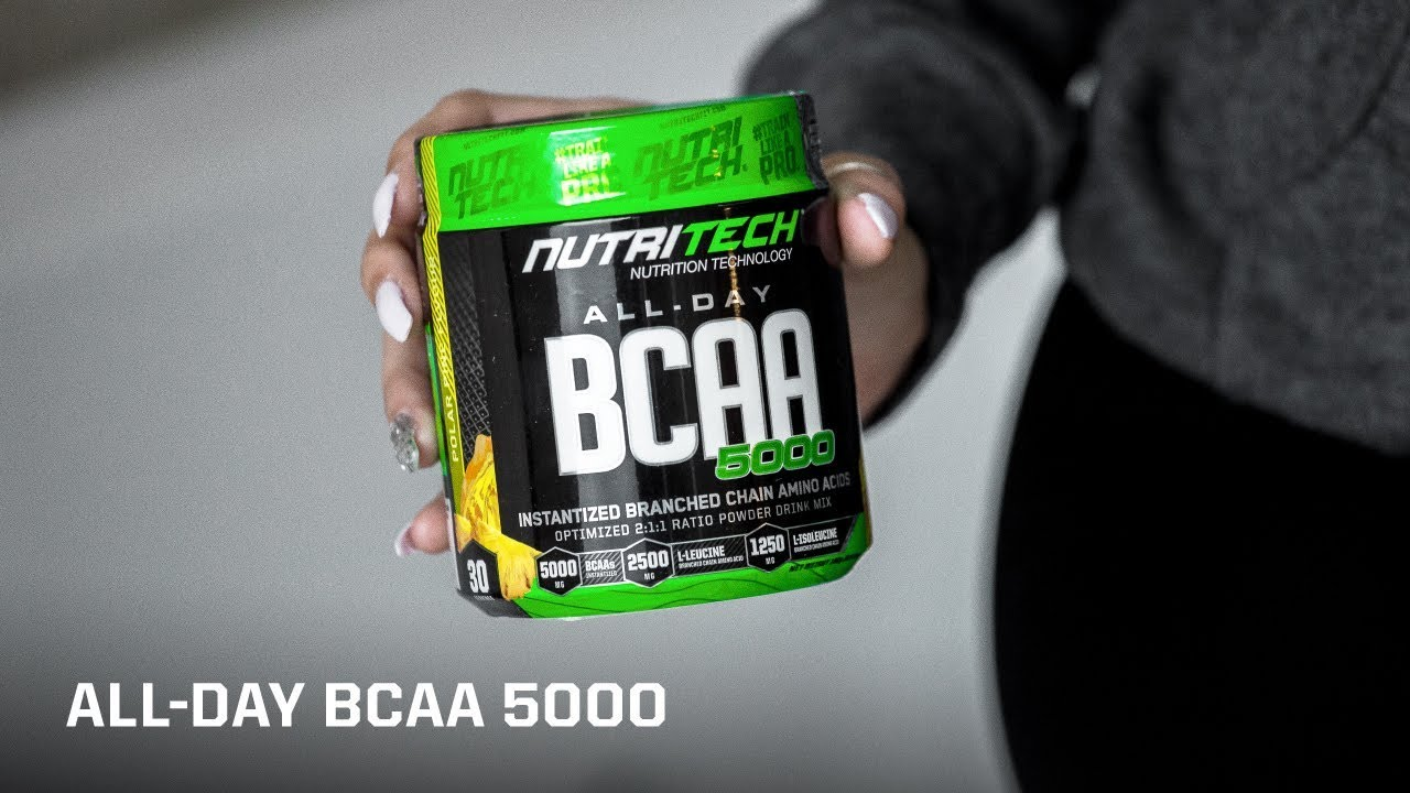 optimum nutrition instantized bcaa 5000 powder review