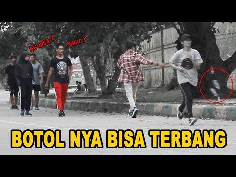 Sihir Prank Sampai Orang-orang Pada Kebingungan -Prank Indonesia - #CUPSTUWERD