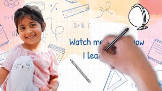 "Lileina Joy: Cadence Education | ""Watch Me Thrive"" Campaign"