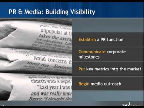 IPO Communications Webinar (Part 1 of 3)