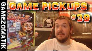 GAME PICKUPS #39