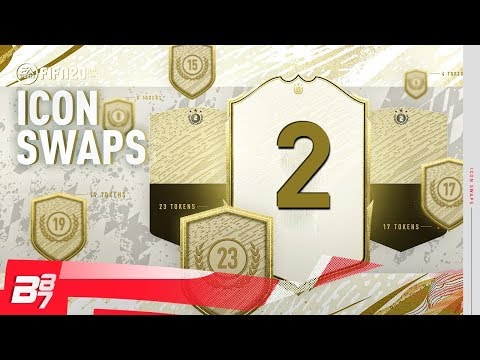 ICON SWAP 2! HOW TO GET FREE ICON CARDS FROM ICON SWAP! | FIFA 20 ULTIMATE TEAM