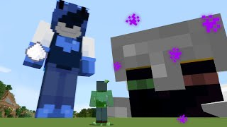 Slimecicle & Sneegsnag BECAME TINY Brothers But Then Slimecicle SHRUNK To ATOMIC SIZE! ORIGIN SMP