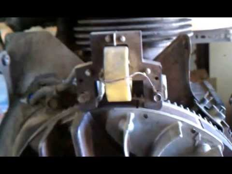 Briggs Amp Stratton 16hp Timing 1 4 Youtube
