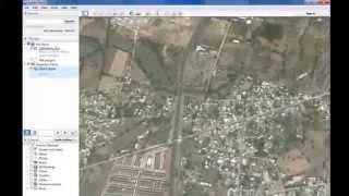 CAD-Earth: Import/export beetween Google Earth and CAD programs