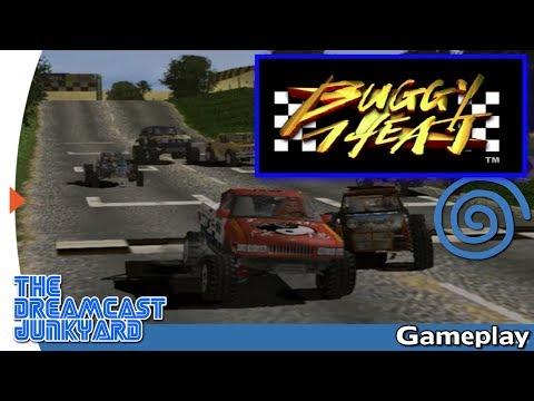 Buggy Heat - Dreamcast Gameplay - VGA HD - The Dreamcast Junkyard