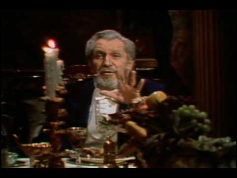 An Evening with Edgar Allan Poe - Starring Vincent Price
