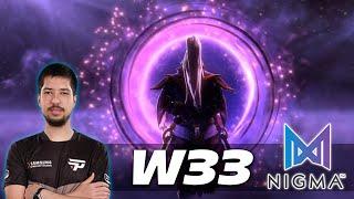w33 Astral Hunter - NIGMA vs ALLIANCE - Dota 2 Pro Gameplay [Watch & Learn]