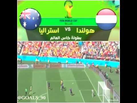 Netherlands Vs Australia 3-2
