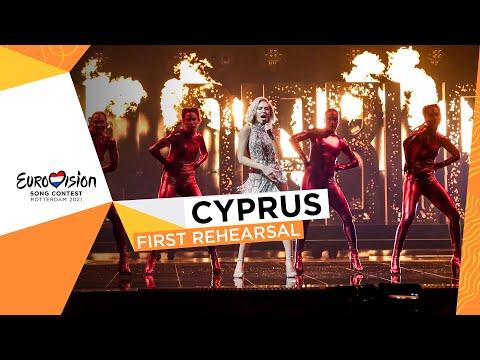 Elena Tsagrinou - El Diablo - First Rehearsal - Cyprus ?? - Eurovision 2021