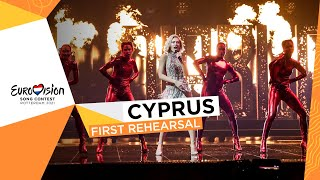 Elena Tsagrinou - El Diablo - First Rehearsal - Cyprus 🇨🇾 - Eurovision 2021