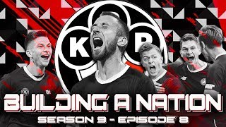 Building A Nation - S9-E8 Blazin\' Squad ft Dzwiggy Stardust! | Football Manager 2019