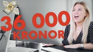 SHOPPAR FÖR 36 000 KRONOR 💰vlogg