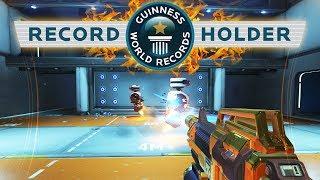 One of Bazza Gazza's most viewed videos: Overwatch Tutorial Speedrun (World Record)