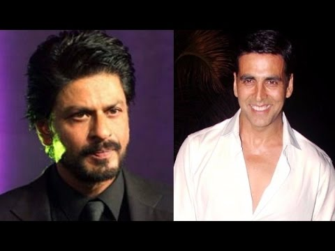 Shahrukh Khan BEATS Akshay Kumar on the Forbes 100 Highest Paid Celebrities of 2016!