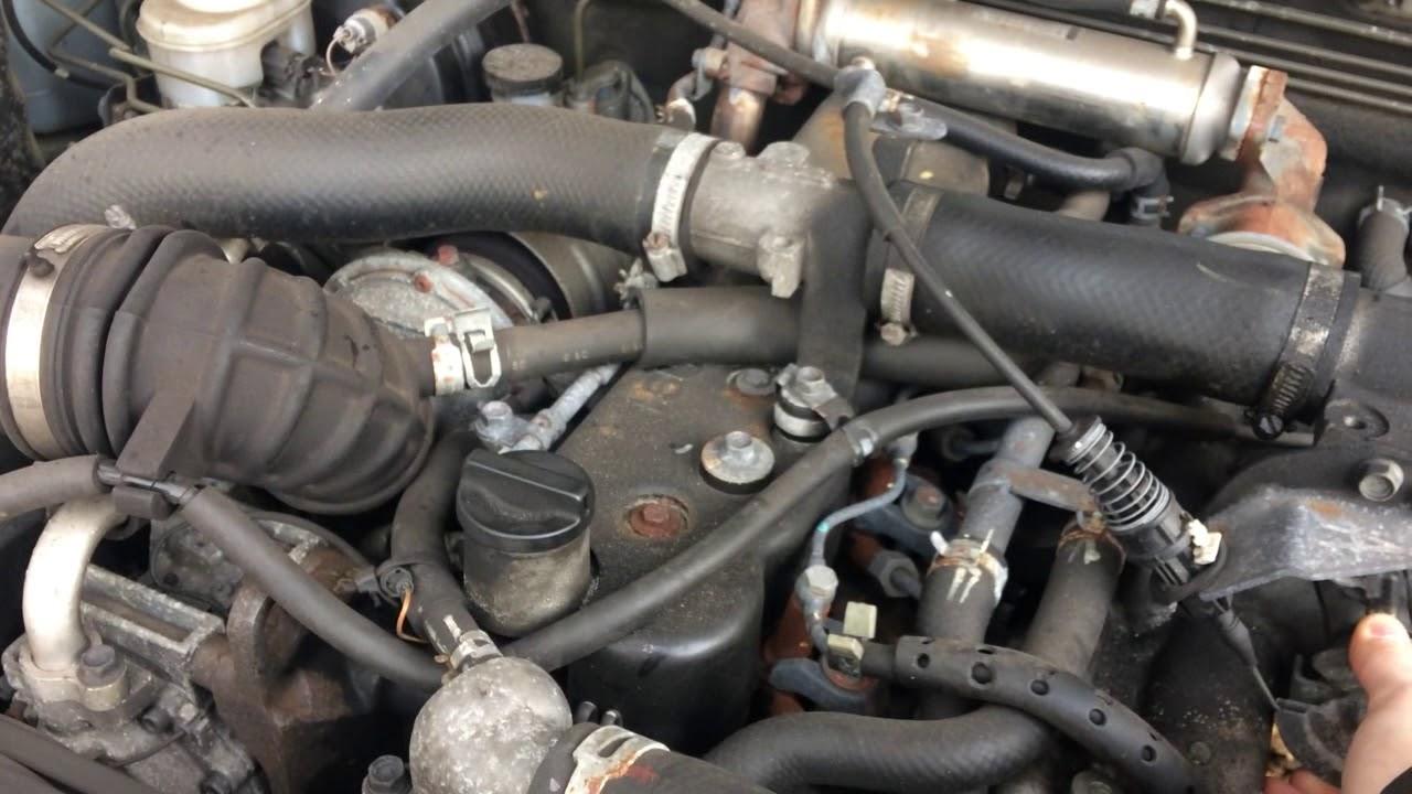 Isuzu / Holden/ Chevrolet Rodeo / LUV/D Max/KB 3 0 Turbo Diesel engine  start up + rev sound
