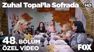 Berna Hanım'ın yemekleri beğenildi mi? Zuhal Topal'la Sofrada 48. Bölüm