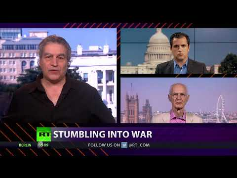 CrossTalk on Middle East: Stumbling into War