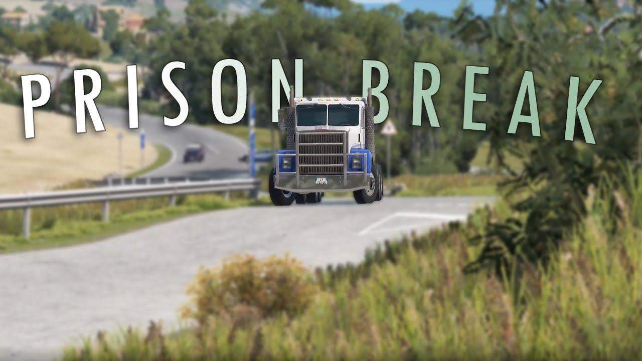 Download Beamng Drive Movie: Prison Break
