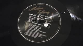Vinyl SUPER HQ Modern Talking Cheri Cheri Lady 1964 PE33 Studio broadcast turntable Philips GP412/2