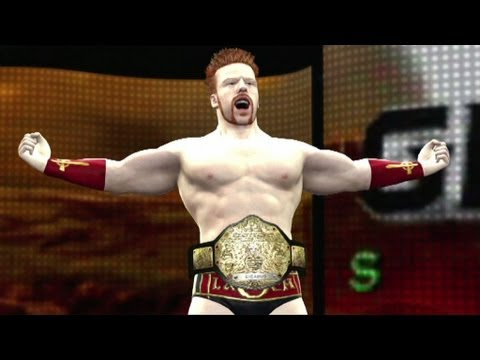 WWE 13 includes many exciting new features