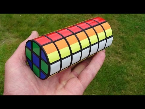 Tony Fisher's 3x3x7 Cylinder (new puzzle transformation)