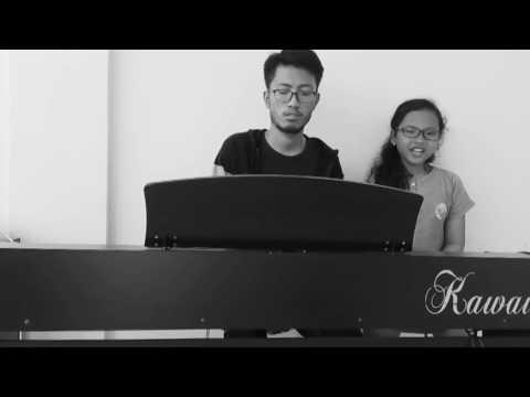 YOUR LOVE (gita Gutawa & Delon) Cover By BILLY & PUTRI (kelas 6 SD)
