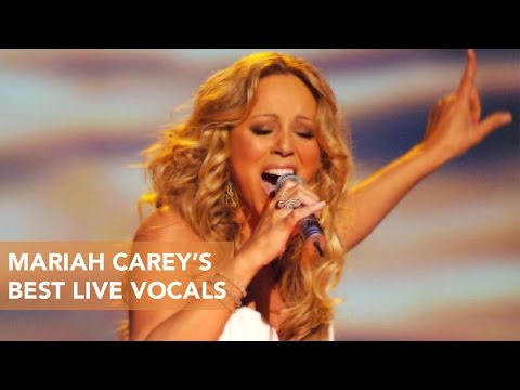 Mariah Carey's Best Live Vocals (Pt. 1)