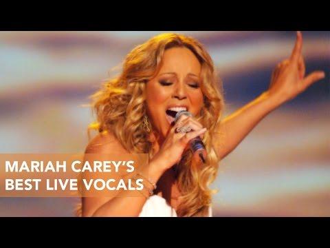 Mariah Carey's Best Live Vocals (Pt. 1)