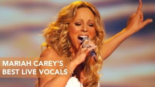 Mariah Carey s Best Live Vocals