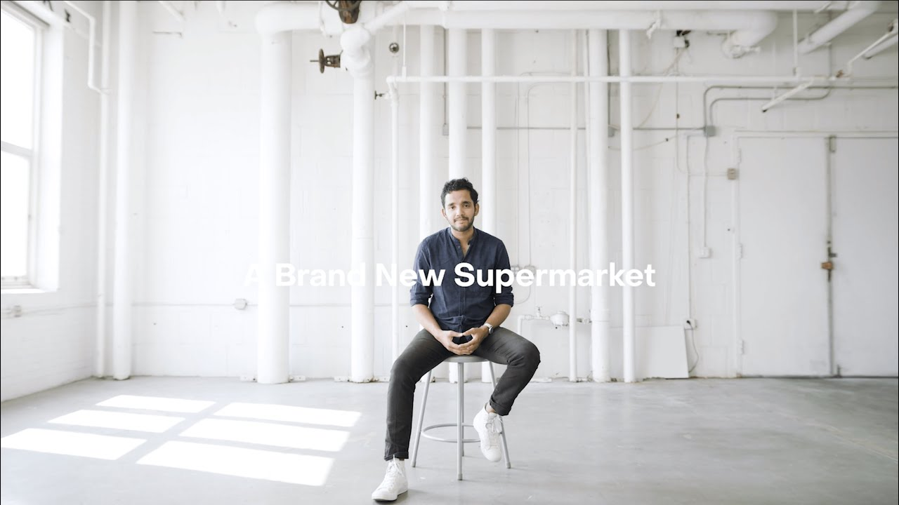 A Brand New Supermarket — Move