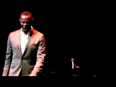 Brian McKnight LIVE in Indianapolis @ the Murat