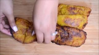 Sweet Plantain & Ground Beef Empanadas