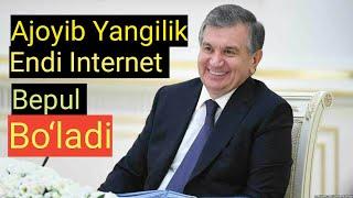 Bepul Internet Hoziroq ko'ring!!!