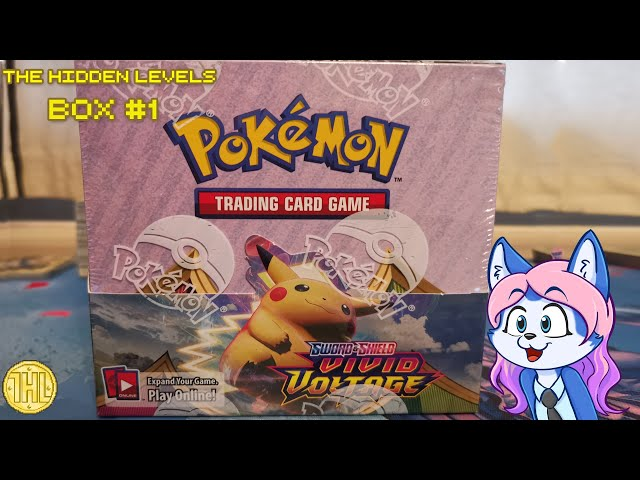 Opening Pokemon Cards for the first time in 20 years - Vivid Voltage Booster Box - Hunting Fat PIKA!