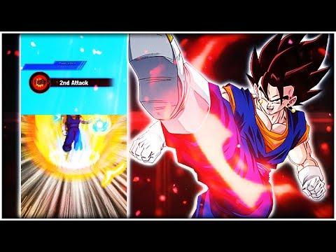 GLITCHED VEGITO UNIT SHOWCASE?! Dragon Ball Z Dokkan Battle