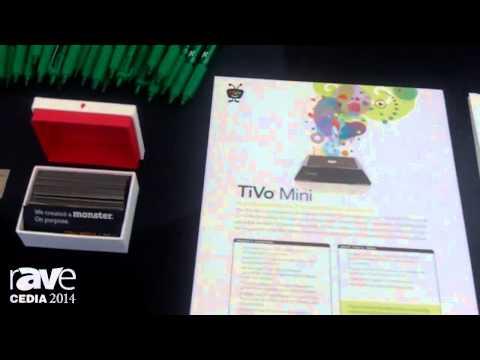 CEDIA 2014: TiVo Announces Its First Rack-Mounted DVR – the MEGA