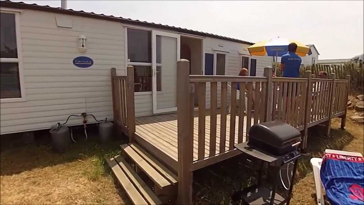 Mobile Home Bedroom Deluxe 3 Bedroom Mobile Home With Decking Carisma Holidays Youtube