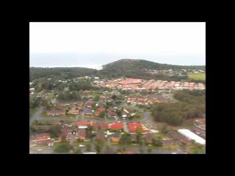 TheCoast.Tv Virgin Australia Sydney To Coffs Harbour 14072012 Bundagen To Sawtell Landing Coffs