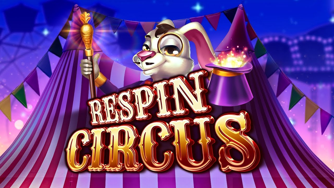 Respin Circus - Online slot by ELK Studios - YouTube